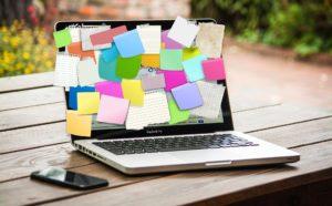 Att vara produktiv och även organiserad