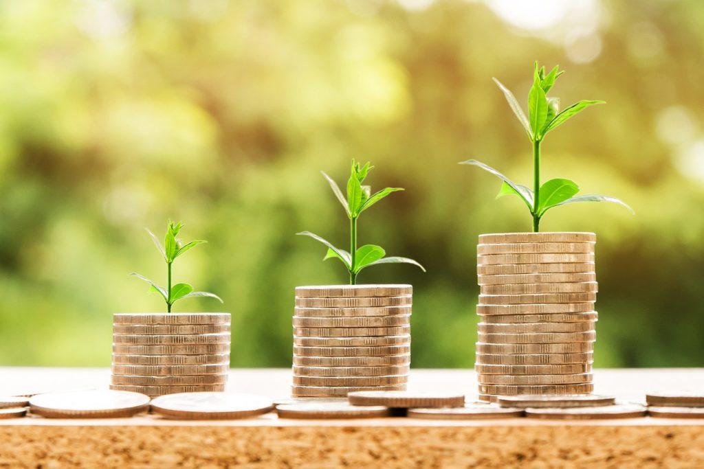 Pengar som får verksamhet att växa
