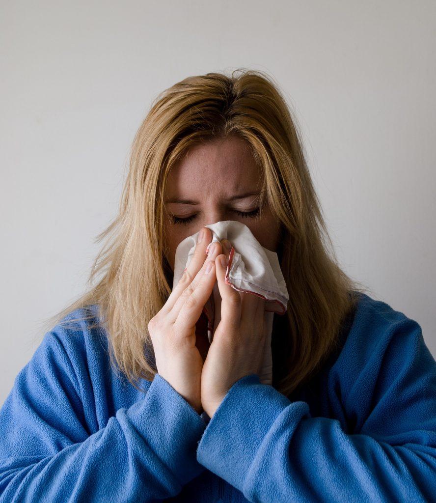 Att vara sjuk